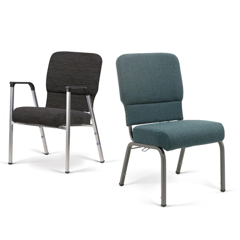 Millennia Series Worship Chair